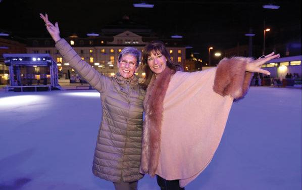 Der Wiener Eislaufverein feierte 150. Geburtstag