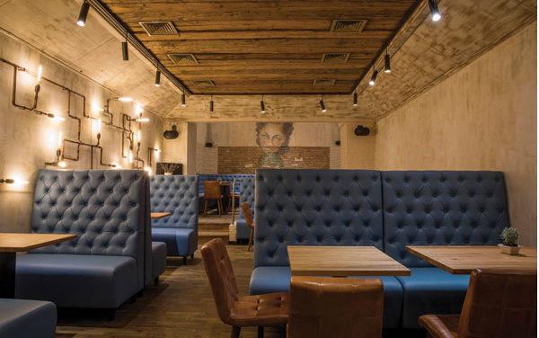 Mundart – Bar & Kitchen – Urbaner Afterworkhotspot in der City