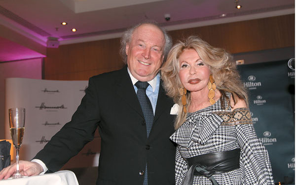 Jeannine Schiller's Neujahrscocktail im Hilton Vienna