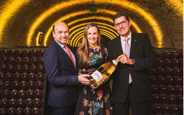 Debütant am Opernball 2018: Schlumberger Chardonnay Brut Reserve