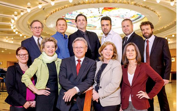 Congress Casino Baden erhält Bestnoten als Eventlocation