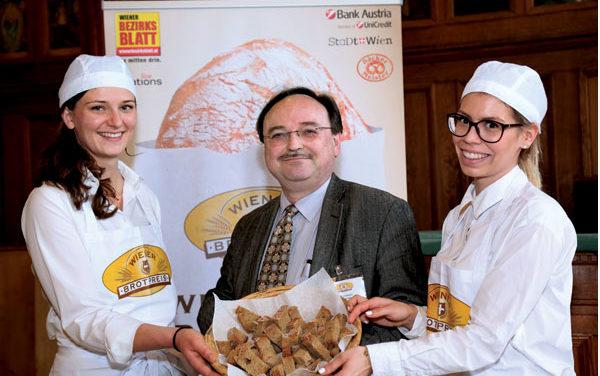 Auf der suche nach Wiens bestesm Brot
