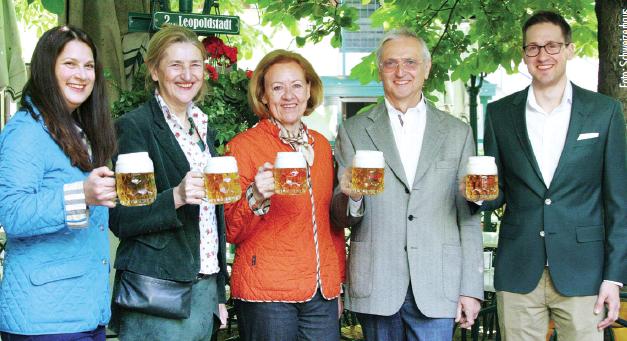 Saison 2018 – Countdown für Wien's Kulinarische Wahrzeichen