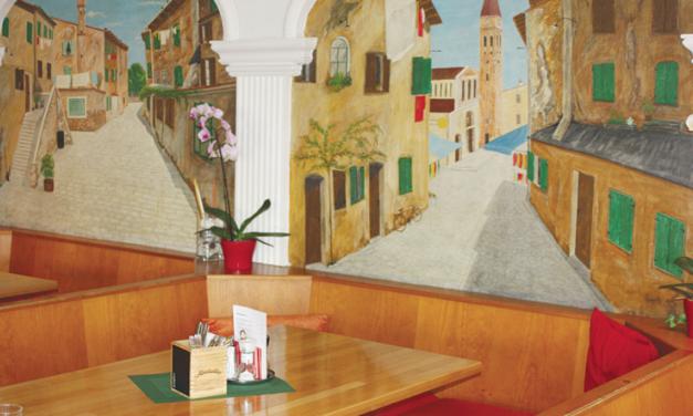 Pizzeria Grado – eine der ersten Pizzerien Wien's