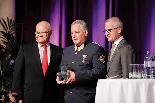 133ER-Award für die Besten Polizisten Wiens